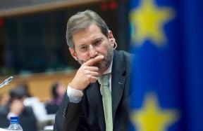 Johannes Hahn, commissario per le Politiche regionali (foto European Parliament, http://bit.ly/18HnU5u)